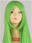 Long Wig (Green,Straight,Cc CF06)