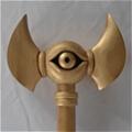 Marik Millennium Rod from Yu Gi Oh
