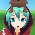 Miku Wig (Mikuzukin) from Vocaloid