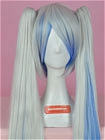 Mix Color Wig (Clips on, Snow Miku)