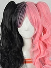 Mix Colour Wig (Long,Wavy,Clips on,A5)
