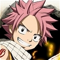Natsu Wig from Fairy Tail