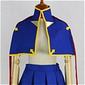 Noel Cosplay Costume (cape and skirt) from BlazBlue