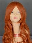 Orange Wig (Long,Curly,HS14)