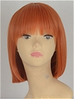 Orange Wig (Short,Straight,MHaruka)