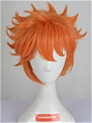 Orange Wig (Short,Straight,Shoyo)