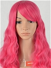 Pink Wig (Long,Wavy,B23)