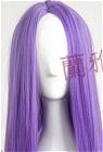 Purple Wig (Long,Straight,Rider)