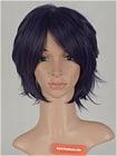 Purple Wig (Short,Spike,Rokuro)