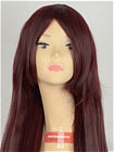 Red Wig (Long,Straight,Kurisu,CF06)