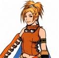 Rikku Wig from Final Fantasy