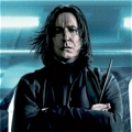 Snape Cosplay Costume (Alan Rickman) from Harry Potter