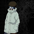 Shino Cosplay Costume from Naruto