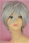 Silver Wig (Short, Spike, LagSee)