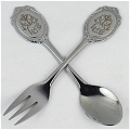 Spoon and Fork from Kuroshitsuji