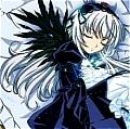 Suigintou Wig from Rozen Maiden