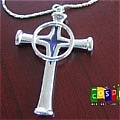 Bleach Accessories (Ishida Quincy Cross Necklace,Package) from Bleach
