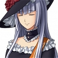 Virgilia Cosplay Costume from Umineko: When They Cry