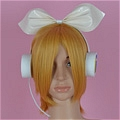Vocaloid Kagamine Rin Cosplay (Rin,package)