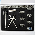 Vongola Ring (Weapon Set) from Katekyo Hitman Reborn