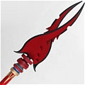 Final Fantasy XIII Oerba Yun Fang Косплей (Spear)